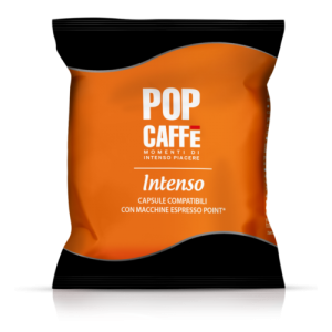 "Capsula POP Caffè ""Intenso"""